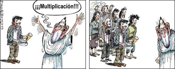 Mariano Rajoy y sus milagros
