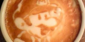 Mario Bros en tu café
