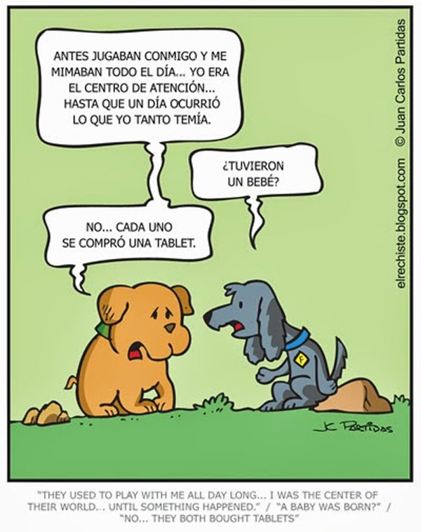 Mascotas y tablets