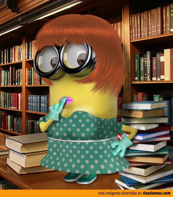 Minion Bibliotecaria