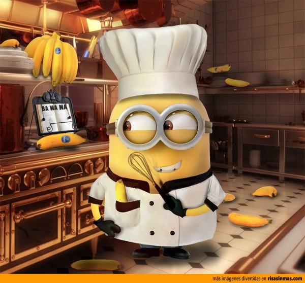 Minion Chef