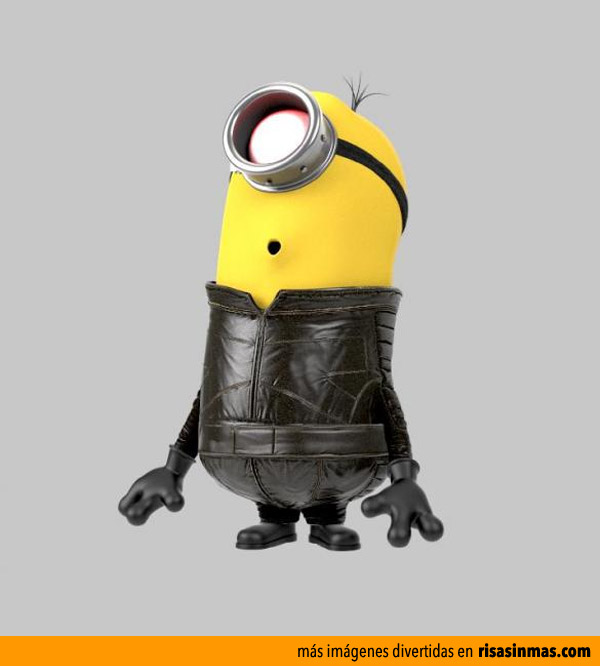 Minion Cíclope de los X-Men