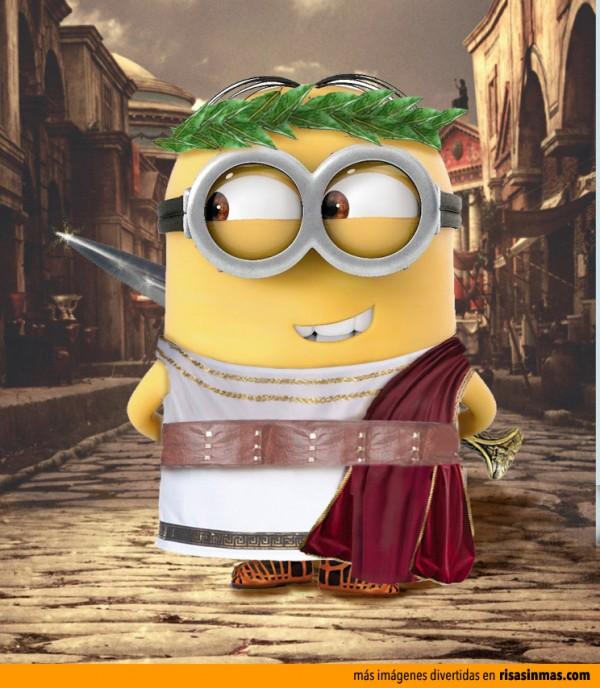 Minion Emperador romano