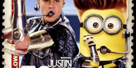 Minion Justin Bieber