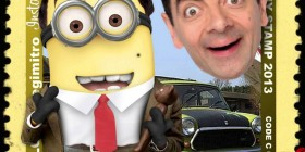 Minion Mr. Bean