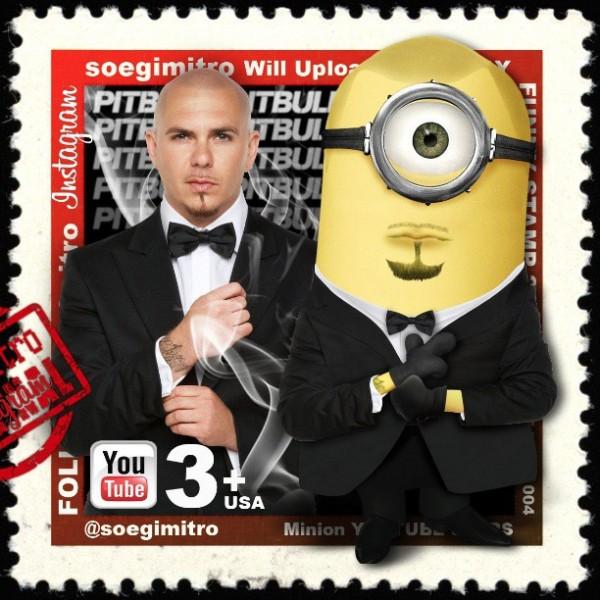 Minion Pitbull