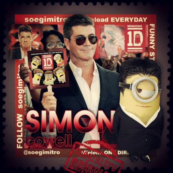 Minion Simon Cowell