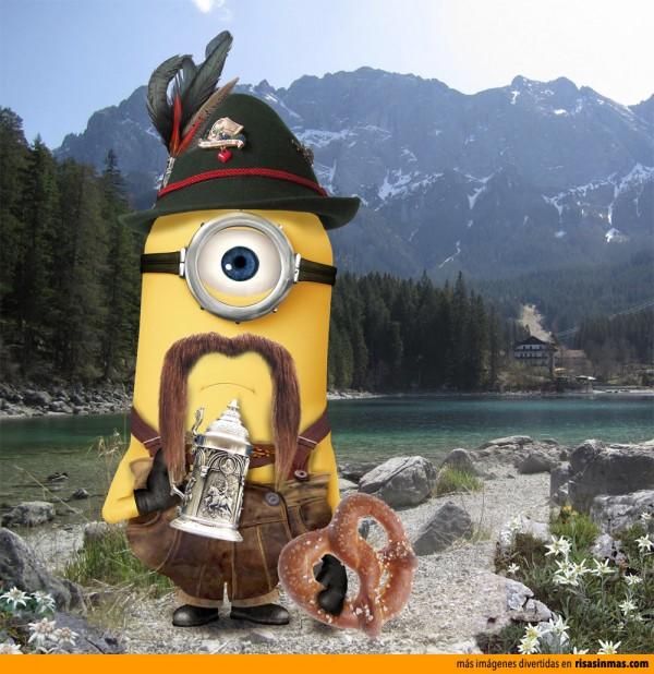 Minion Tirolés