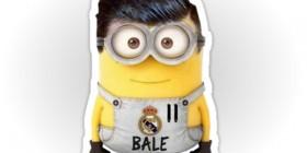 Minion de Gareth Bale del Real Madrid