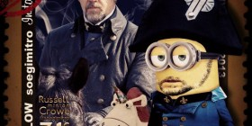 Minion de Russell Crowe en Los Miserables