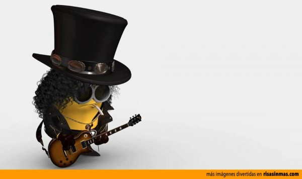 Minion de Slash