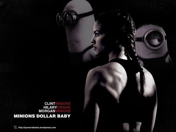 Minions Dollar Baby