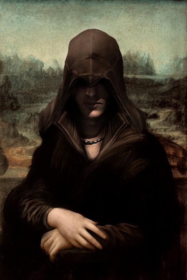 Mona Lisa versión Eizo