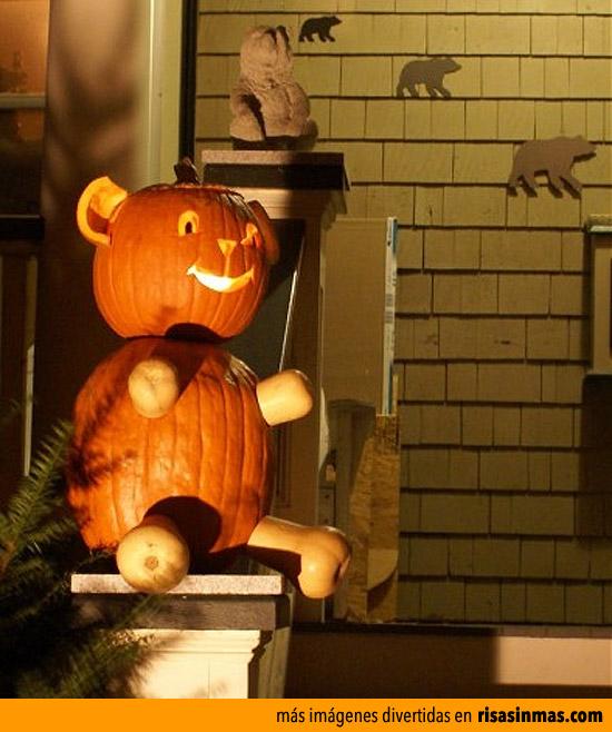 Osito Halloween