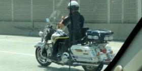Policía ejemplar