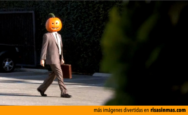 Preparado para Halloween