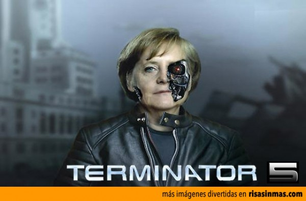 Primera imagen de Terminator 5