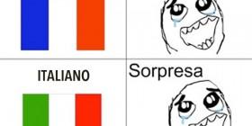 Cómo se dice sorpresa en varios idiomas
