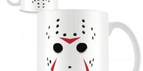 Taza Viernes 13. Máscara Jason