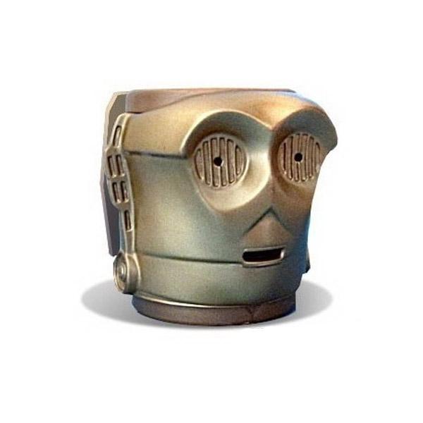Tazas originales: C-3PO en 3D