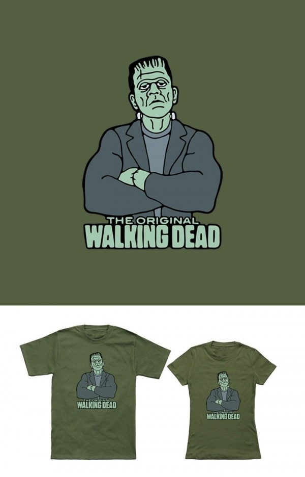 The original Walking Dead