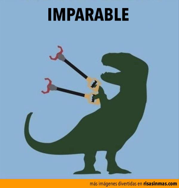 Imparable Tyrannosaurus Rex