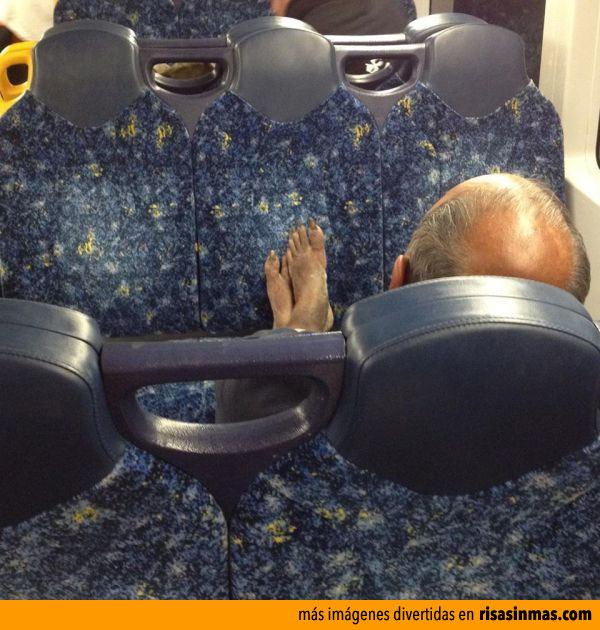 Vengo en tren con un Hobbit