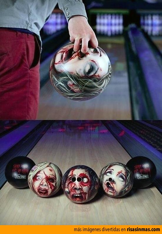 ¿Una partida con las bolas zombies?