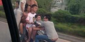 Mientras tanto en China...