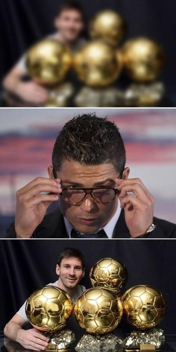 No te pongas las gafas CR7