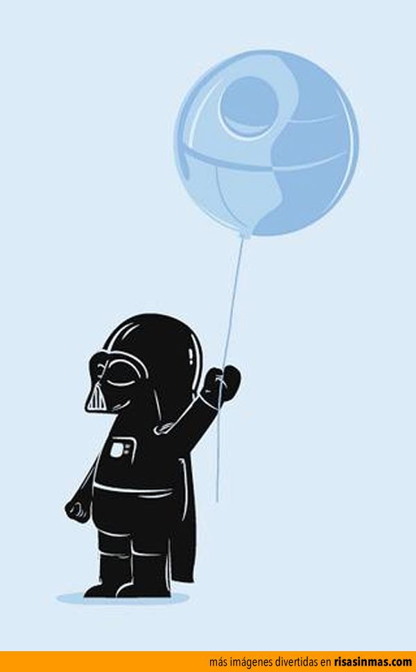 Darth Vader tuvo una infancia