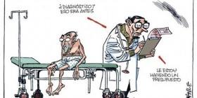 Diagnostico no, ahora es presupuesto