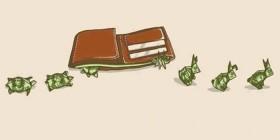 Así viene y se va el dinero
