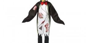 Disfraces originales: Pingüino zombie