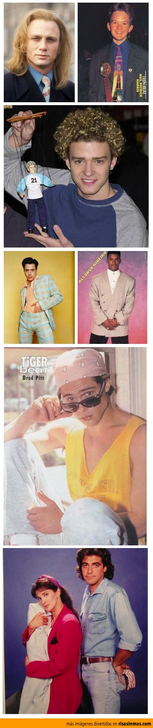 El estilo de los 90