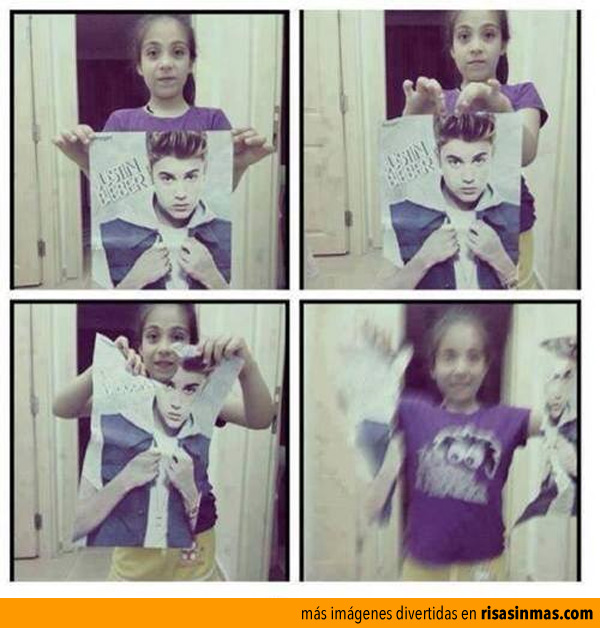 El fin de Justin Bieber