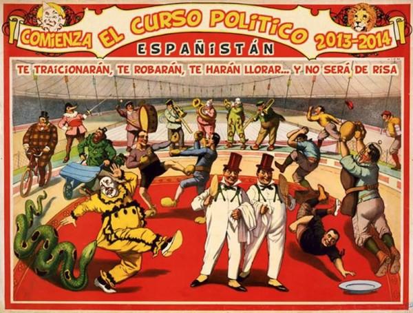 Curso político 2013-2014