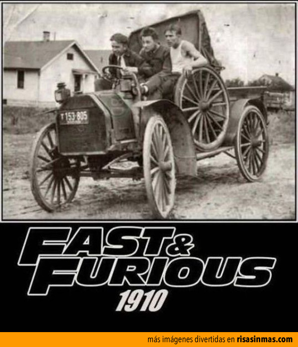 Fast & Furious 1910
