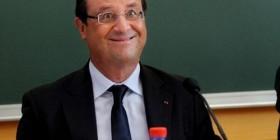 La fotografía secreta de Hollande