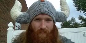 Gorros originales: Casco de vikingo