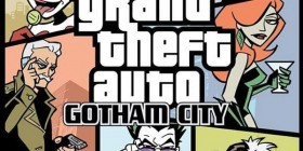Grand Theft Auto Gotham City