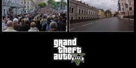 Grand Theft Auto V, adiós mundo real