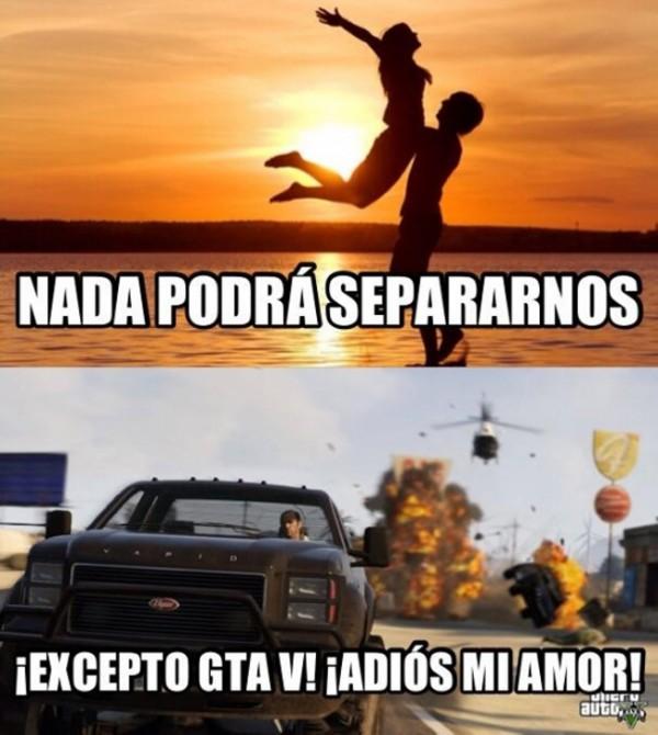 Sólo GTA 5 podrá separarnos