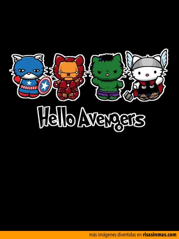 Hello Avengers