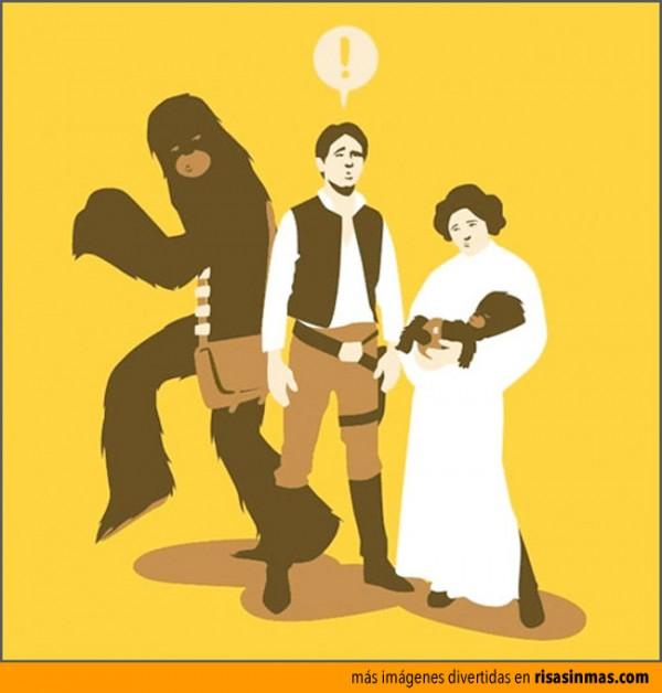 Algo va mal, Han