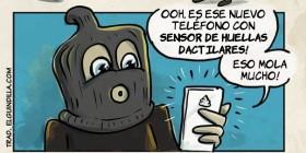 iPhone 5S y la seguridad