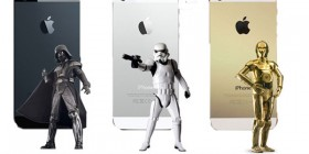 iPhone 5S Star Wars