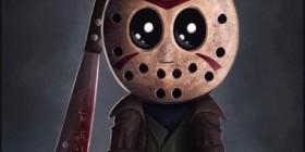 Así era Jason de pequeñin