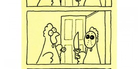 Jason en Savage Chickens