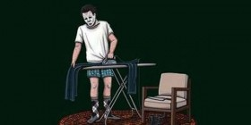 Jason se prepara para el viernes 13
